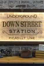 London Underground themed artwork