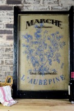 vintage French kitchen decor
