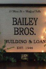 Bailey Brothers window 28 x 22