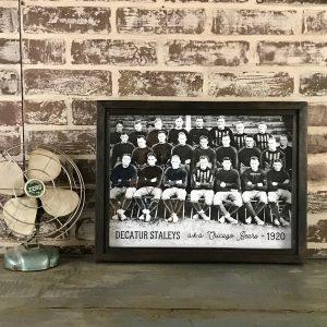 Vintage Sports Team Art