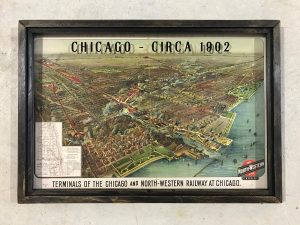 Chicago 1902 map