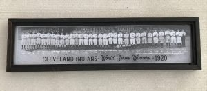 vintage Cleveland Indians photo