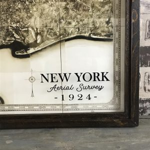 New York Photo Collage Map