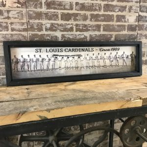 vintage St. Louis Cardinals team photo