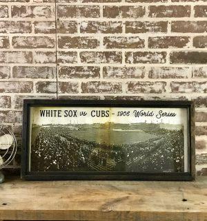 Cubs vs Sox World Series