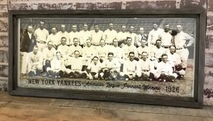 Vintage Yankees Team Photo