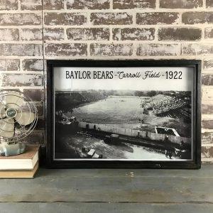Vintage Baylor Football