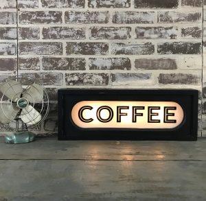 Vintage Lighted Signs