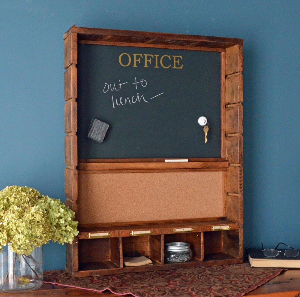 office chalkboard. Office Organizer Chalkboard