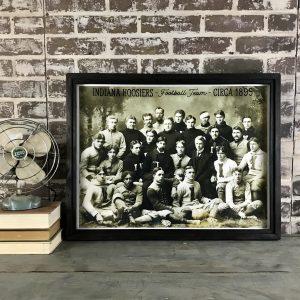 Indiana Hoosiers football photo