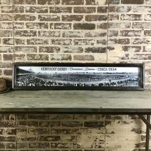 vintage Kentucky derby photo