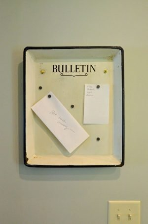 Unique Metal Magnet Board