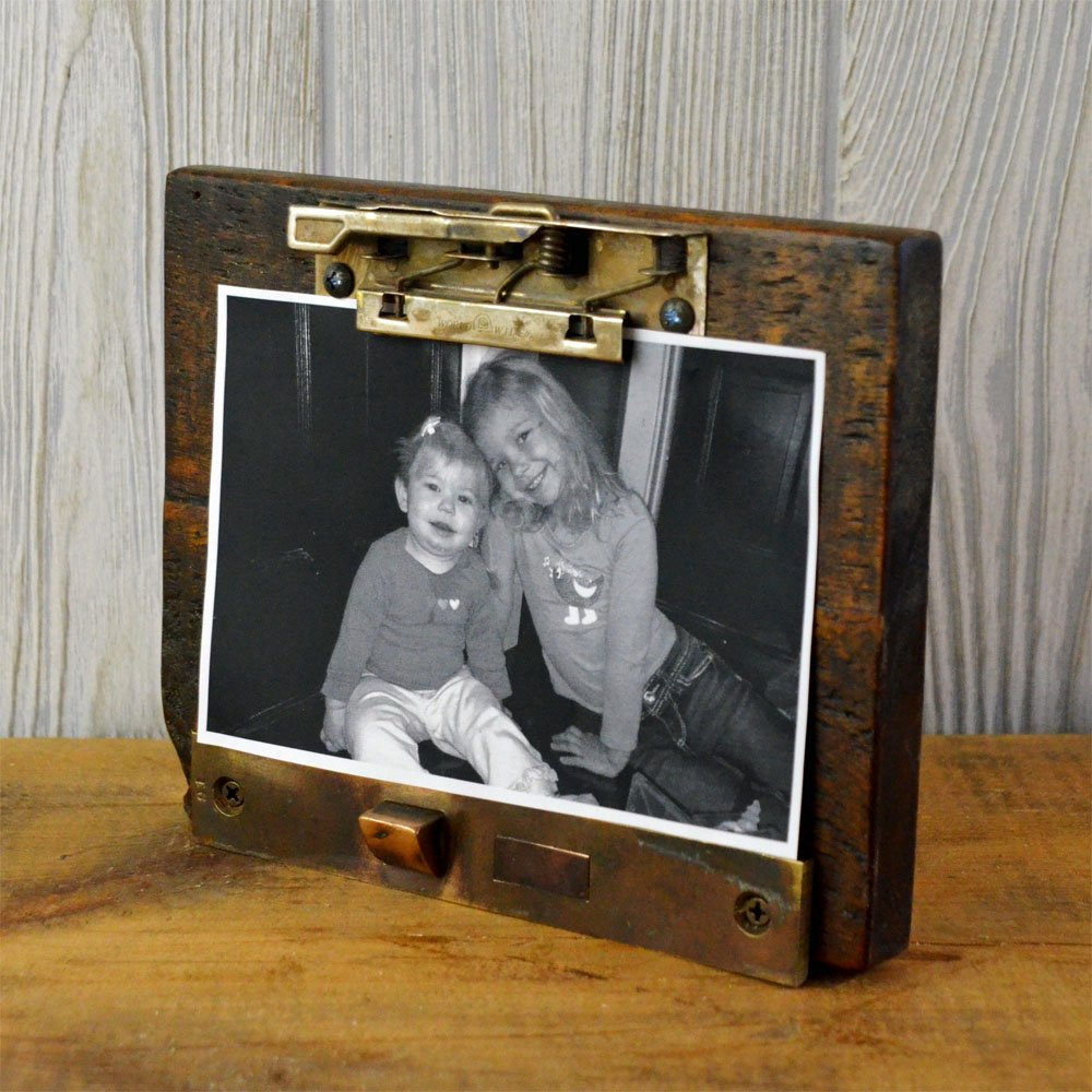 Unique vintage picture frames