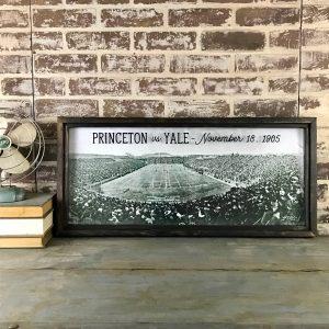 Princeton versus Yale football photo