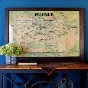 Authentic Vintage Maps