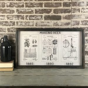 beer making patent art
