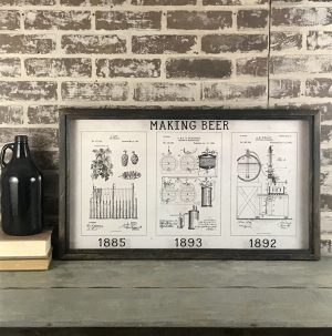 beer making patent art