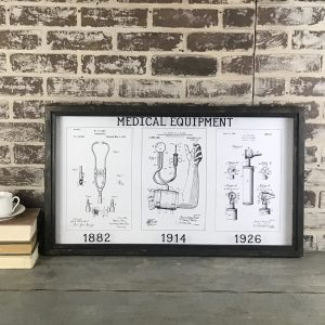 vintage medical patent art