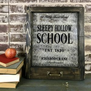 Sleepy Hollow Window