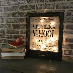 Sleepy Hollow Window