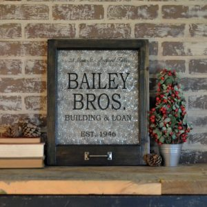 Bailey Brothers Window