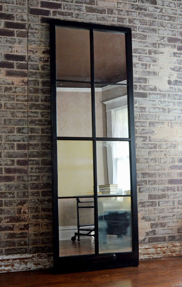Large Leaning Mirror Home Ideas