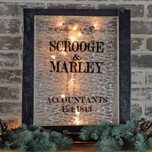 Vintage Style Holiday Decor