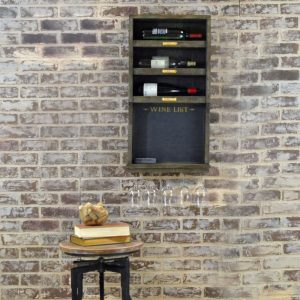 Wine Rack Chalkboard